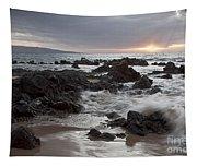 Keawakapu Kahaulani Dew Of Heaven Maui Hawaii Tapestry