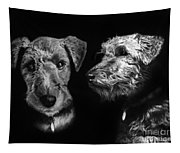 Keeper The Welsh Terrier Tapestry