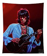 Keith Richards The Riffmaster Tapestry