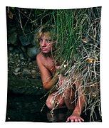 Kelly Nude Tapestry
