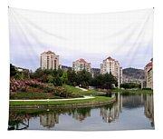 Kelowna Waterfront Park Tapestry