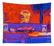 Kennebunkport Inn Piano Singer Tapestry
