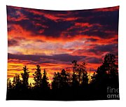 Kenosha Pass Sunrise Tapestry