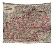 Kentucky And Tennessee Tapestry
