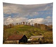 Kentucky Mountain Farmland Tapestry