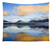 Ketchikan Sunrise Tapestry