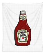 Ketchup Tapestry