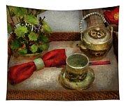 Kettle - Formal Tea Ceremony Tapestry