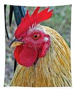 Key West Chicken Tapestry