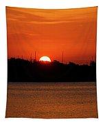 Key West Sunrise 34 Tapestry