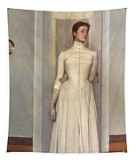 Khnopff: Sister, 1887 Tapestry