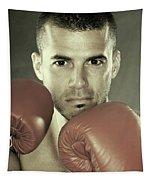 Kickboxer Tapestry
