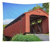 Kidwell Covered Bridge Tapestry