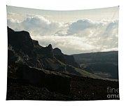 Kilakila O Haleakala Ala Hea Ka La The Sacred House Of The Sun Tapestry