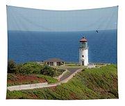 Kilauea Lighthouse Tapestry
