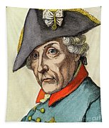 King Frederick II Of Prussia Tapestry