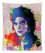 King Of Pop Tapestry