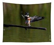 Kingfisher Landing Tapestry