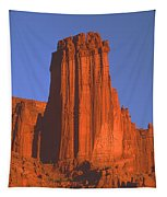 612706-kingfisher Tower  Tapestry