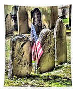 King's Chapel Cemetery  Tapestry
