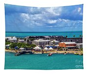 Kings Wharf, Bermuda Tapestry