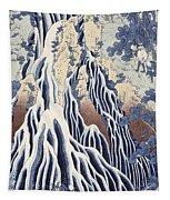 Kirifuri Fall On Kurokami Mount Tapestry
