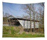 Kirker Covered Bridge  Tapestry