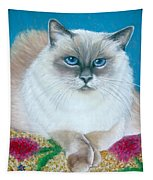 Kitty Coiffure Tapestry