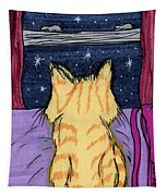 Kitty Loaf Tapestry
