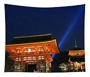 Kiyomizu-dera Main Gate Tapestry