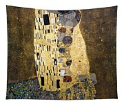 Klimt: The Kiss, 1907-08 Tapestry