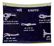 Knots Tapestry