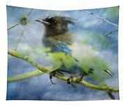 Knowing It Has Wings Tapestry