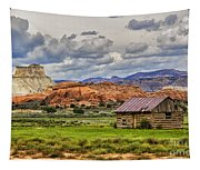 Kodachrome Cabin Tapestry