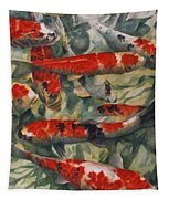 Koi Karp Tapestry