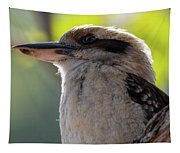 Kookaburra On A Branch Tapestry