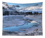 Kootenai Wildlife Refuge 1 Tapestry