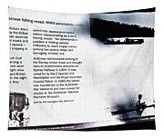 Mv Krait Historical Information Tapestry