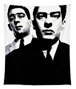 Kray Twins Tapestry