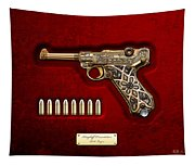 Krieghoff Presentation P.08 Luger  Tapestry