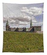 Kronborg Castle Moat Mound Tapestry