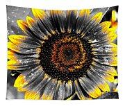 Krypton's Sun Flower Bwy Tapestry