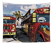 Kukoo Meow Tapestry