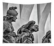 Kuks Statues - Czechia Tapestry