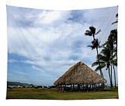 Kukulu Hale Kahului Maui Hawaii Panorama Tapestry