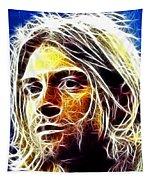 Kurt Cobain Tapestry