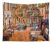 La Curva Sul Canale Tapestry