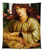La Donna Della Finestra Tapestry