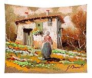La Donzelletta Tapestry