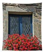 La Gacilly, Morbihan, Brittany, France, Window Tapestry